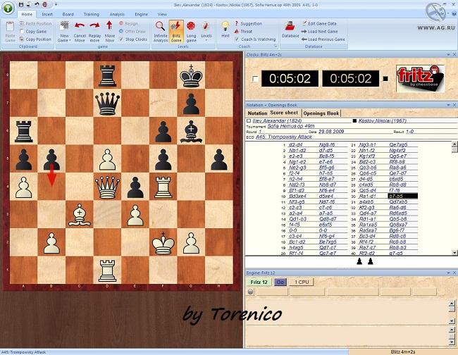 Fritz 13 (ChessBase) L 2011 / English Other скачать торрент бесплатно.