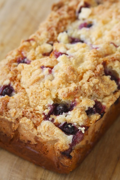 Blueberry Streusel Muffin Bread A Homemade Living