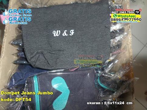 Dompet Jeans Jumbo murah