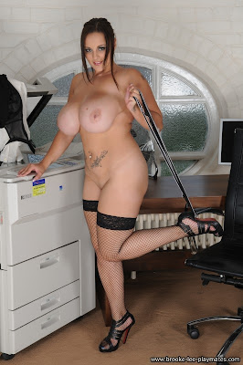 Terri Jane_Busty Secretary Stockings_3