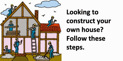Property real estate housing and economy in india for Contracting your own home