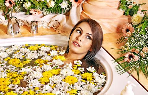 فوائد الحمام بالماء البارد