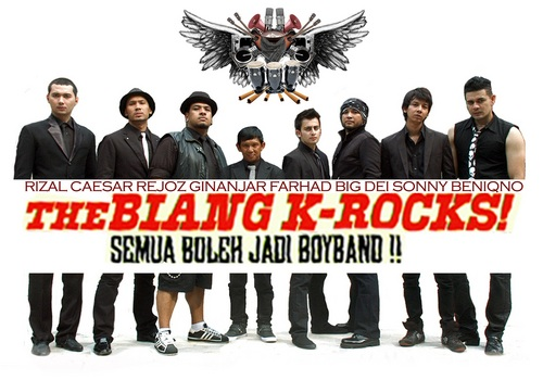 The Biang K-Rocks - Jangan Syedih