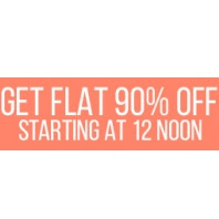 Get Jabong Diwali Sale at Flat 90% off at 12 PM :Buytoearn