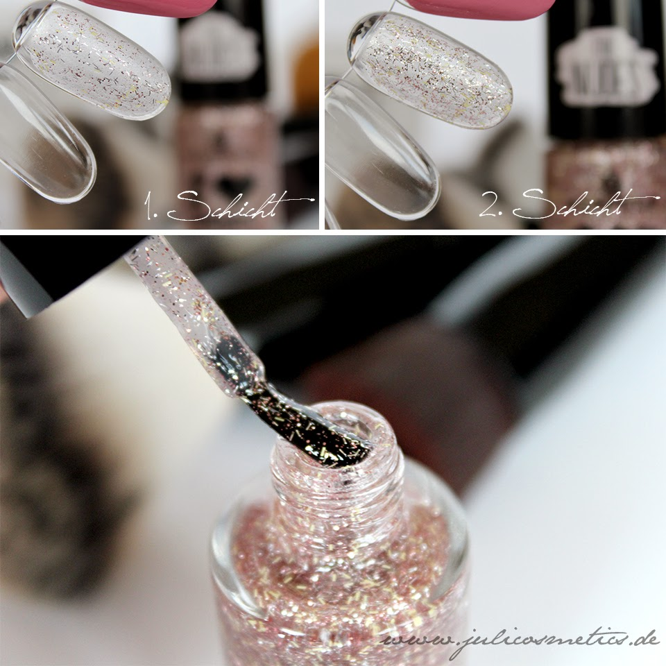 essence The Nudes nail polish - 04 cupcake topping