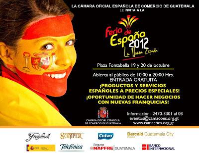 Semana de España 2012 en Fontabella
