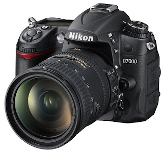 This Nikon's pro DSLR Camera, D7000