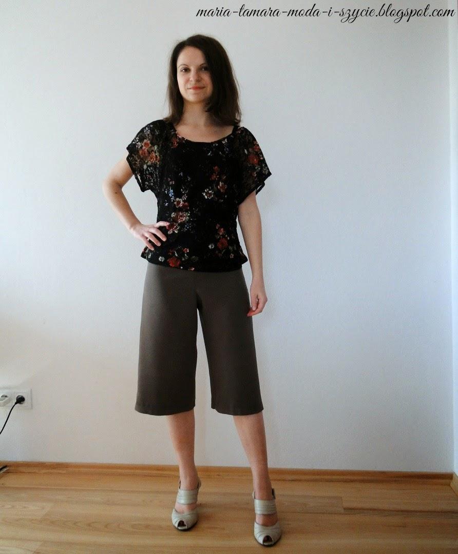 spodnie na lato