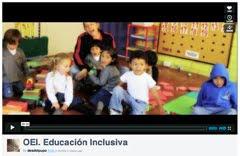 OEI. Educación Inclusiva