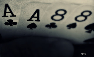 A-8, A8, Ace 8, Ace eight, dead mans hand
