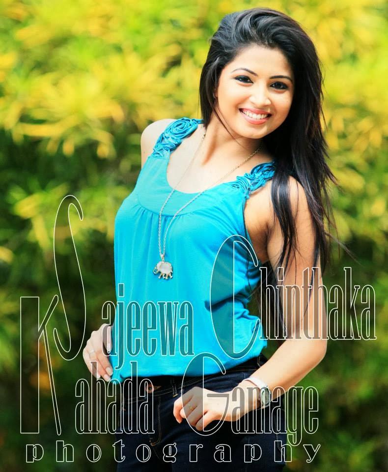 Hashini Gonagala beautiful
