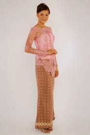 Foto Model Baju Kebaya Terima Tamu