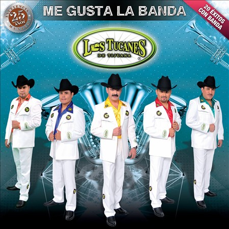 Banda La Sinaloense Ft. Los Tucanes De Tijuana - Enpinando el codo (Estudio 2013)