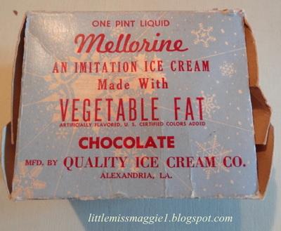Littlemissmaggie Vintage Ice Cream