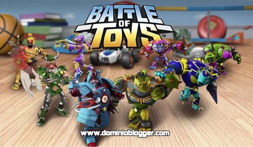 La guerra de juguetes a comenzado en el juego Battle of Toys