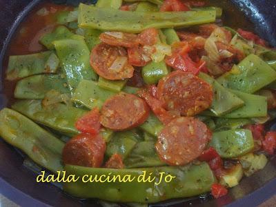 Come cucinare i fagiolini piattoni gialli cotto e postato - Cucinare i fagiolini ...