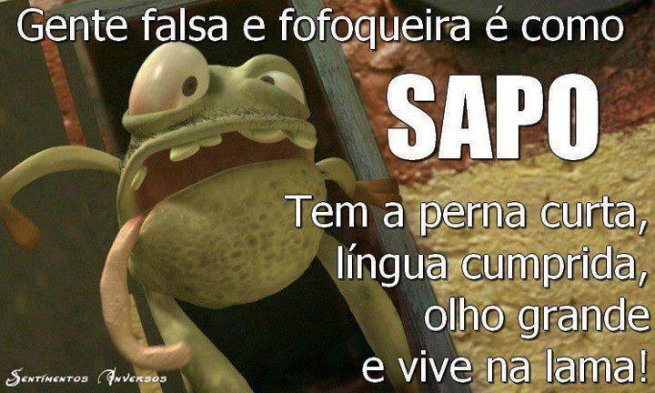 GENTE SAPO