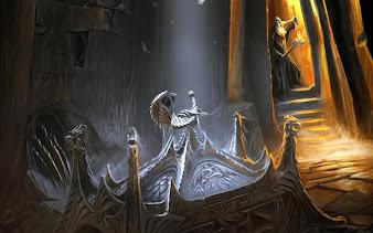 #8 The Elder Scroll Wallpaper