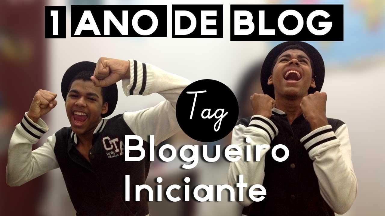 tag blogueiro inicante