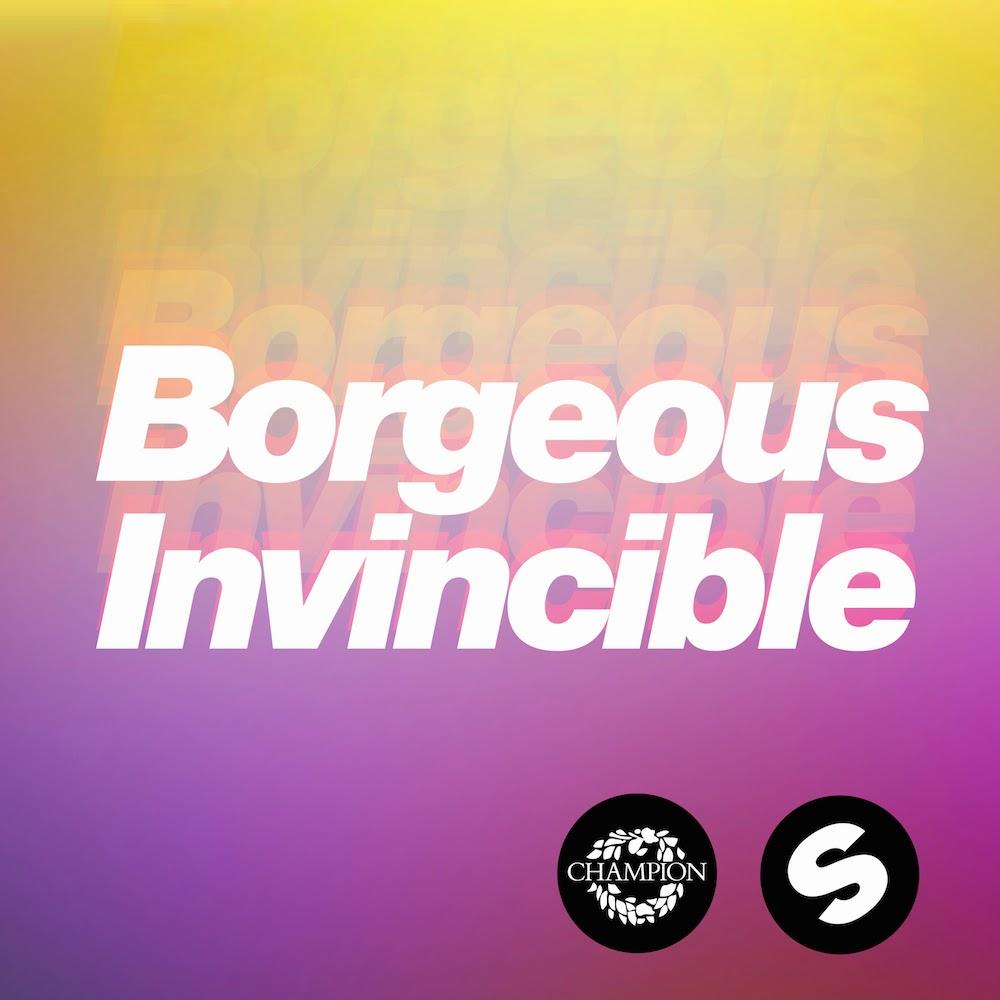 Borgeous Invincible steerner remix