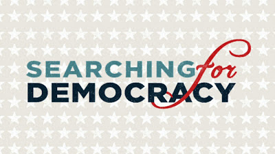searching for democracy theme