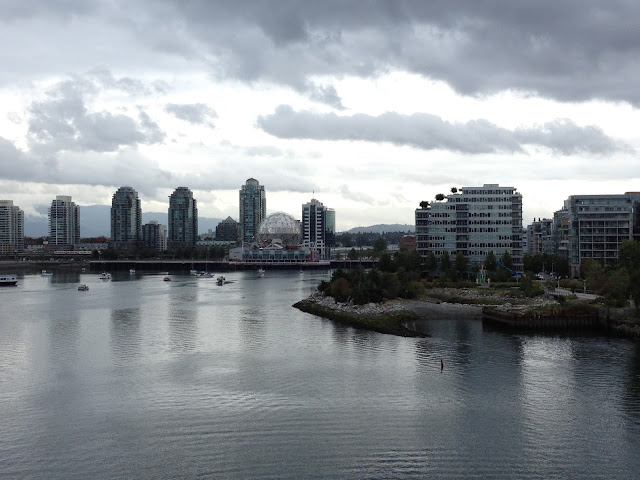 [vancouver] cambie bridge view