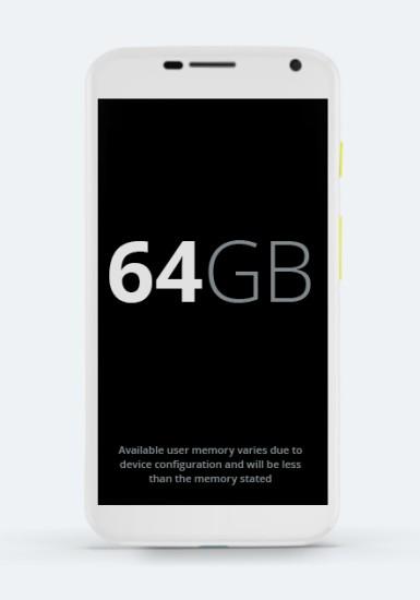 Annunciata la versione da 64GB di memoria interna del Motorola Moto X