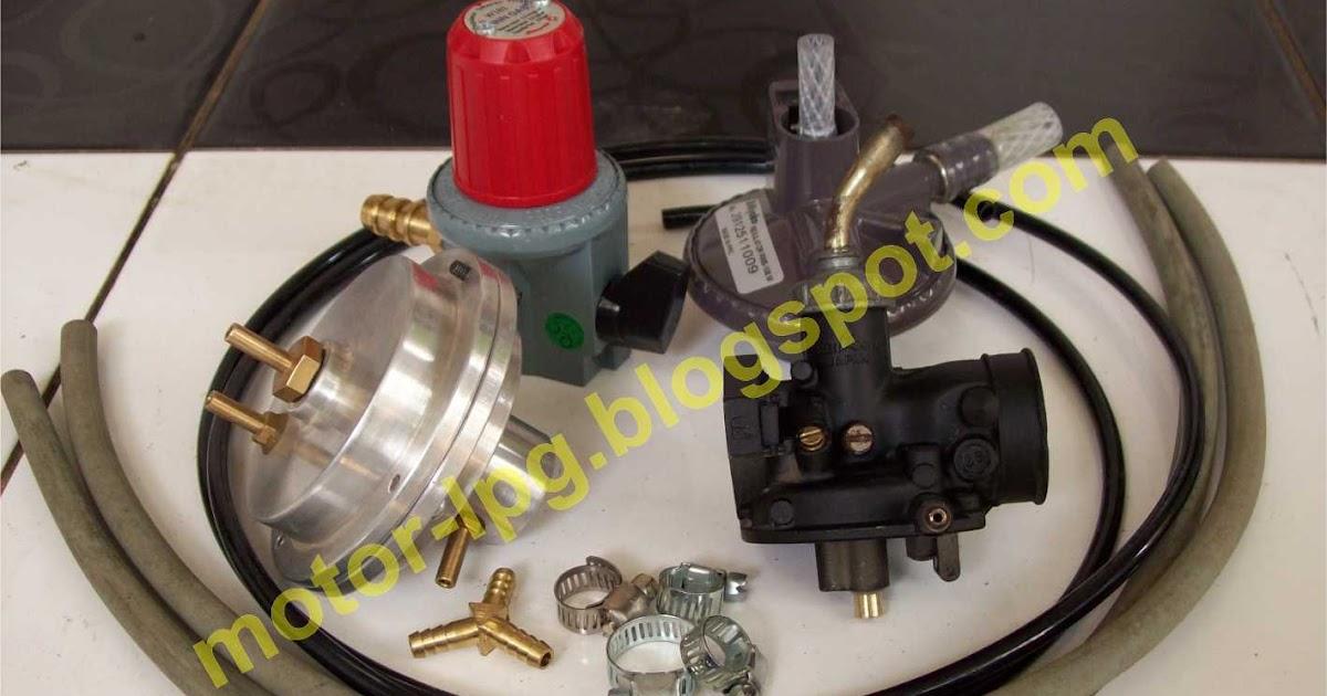 Konverter Kit LPG untuk Sepeda Motor: Keuntungan Konversi ...