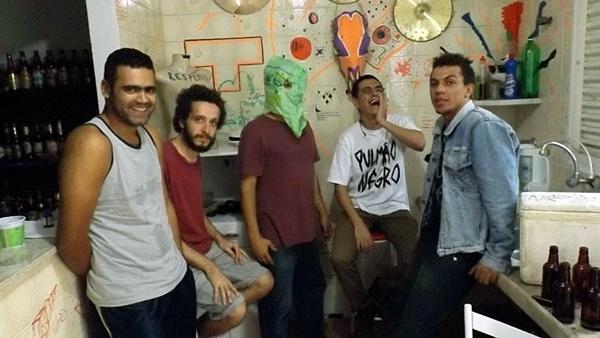 Banda Pulmão Negro - Uberlândia