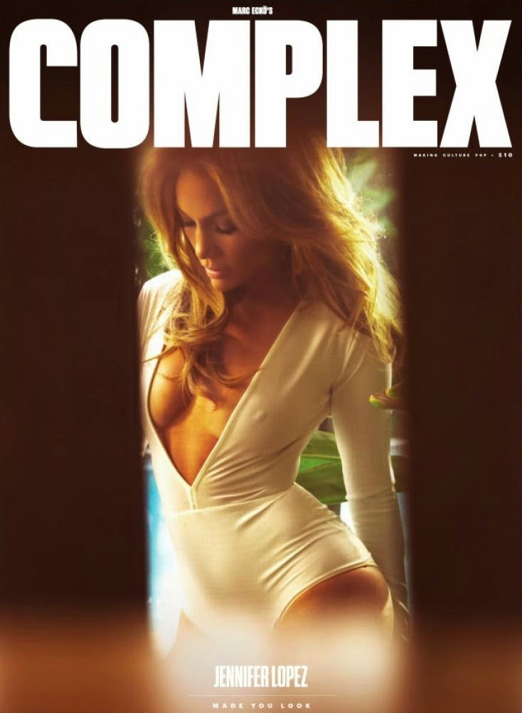 Actress, singer, songwriter: Jennifer Lopez - Complex US February 2015