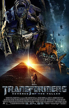 Transformers Revenge Of The Fallen 2009 watch full hindi dubbed movie