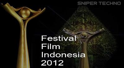 Nominasi Film Festival Film Indonesia 2012