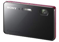 Sony DSC TX200V, Camera 18.2MP Compact, Water Resistant, Dust And Cold Weather
