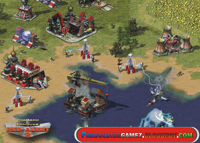 Red alert 2 pc game full version available