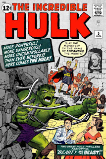 Incredible Hulk #5, the first appearance of Tyrannus
