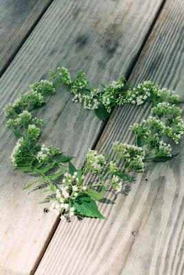 letnie inspiracje DIY dekoracje stołu kwiaty Eco Manufaktura