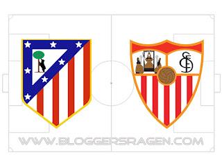Prediksi Pertandingan Atletico Madrid vs Sevilla