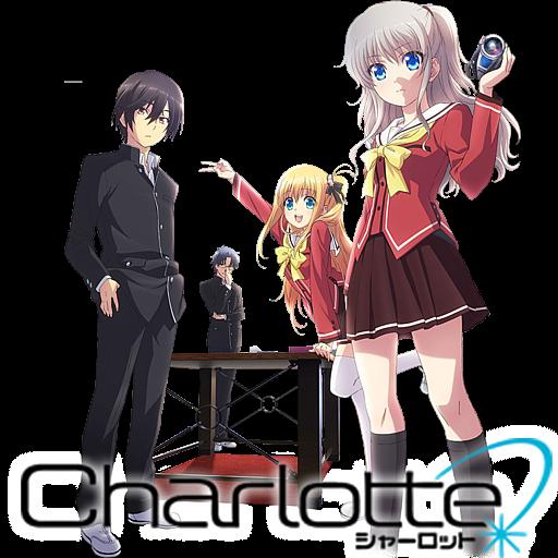 Render Tomori Nao & Otosaka Yuu+Charlotte
