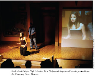 The Accent of Accomplished Arts in the Classroom