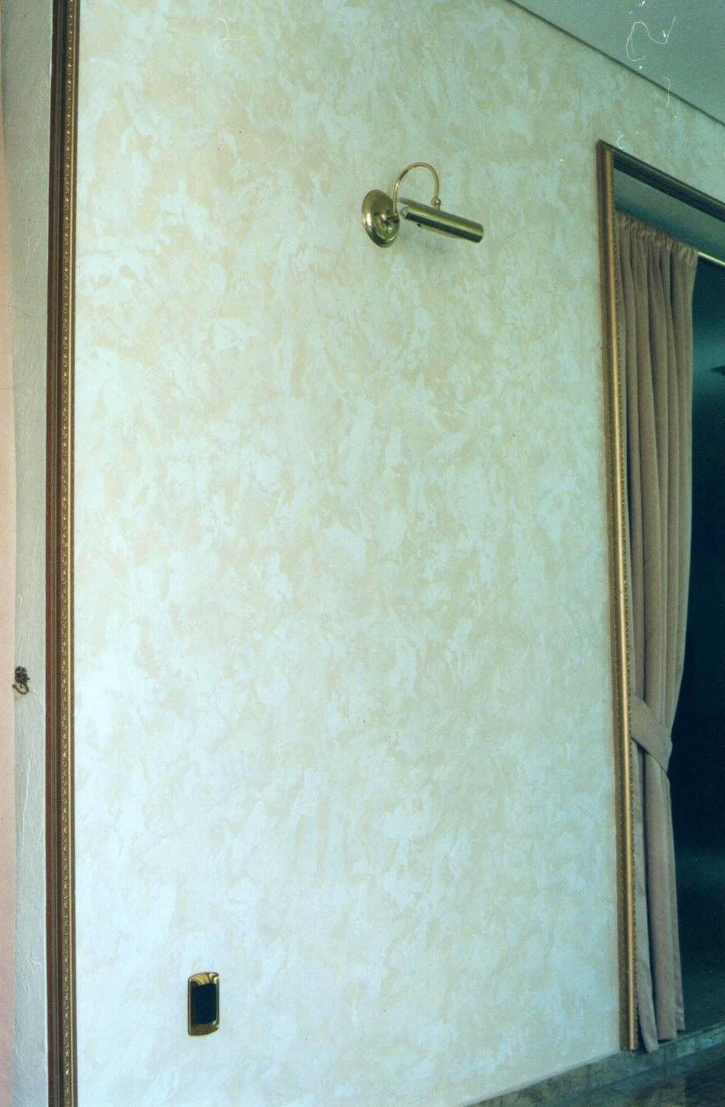 Texturas em paredes pinturas especiais texturas da - Pinturas especiales para paredes ...