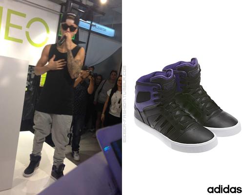 Adidas Neo Justin Bieber Zapatillas