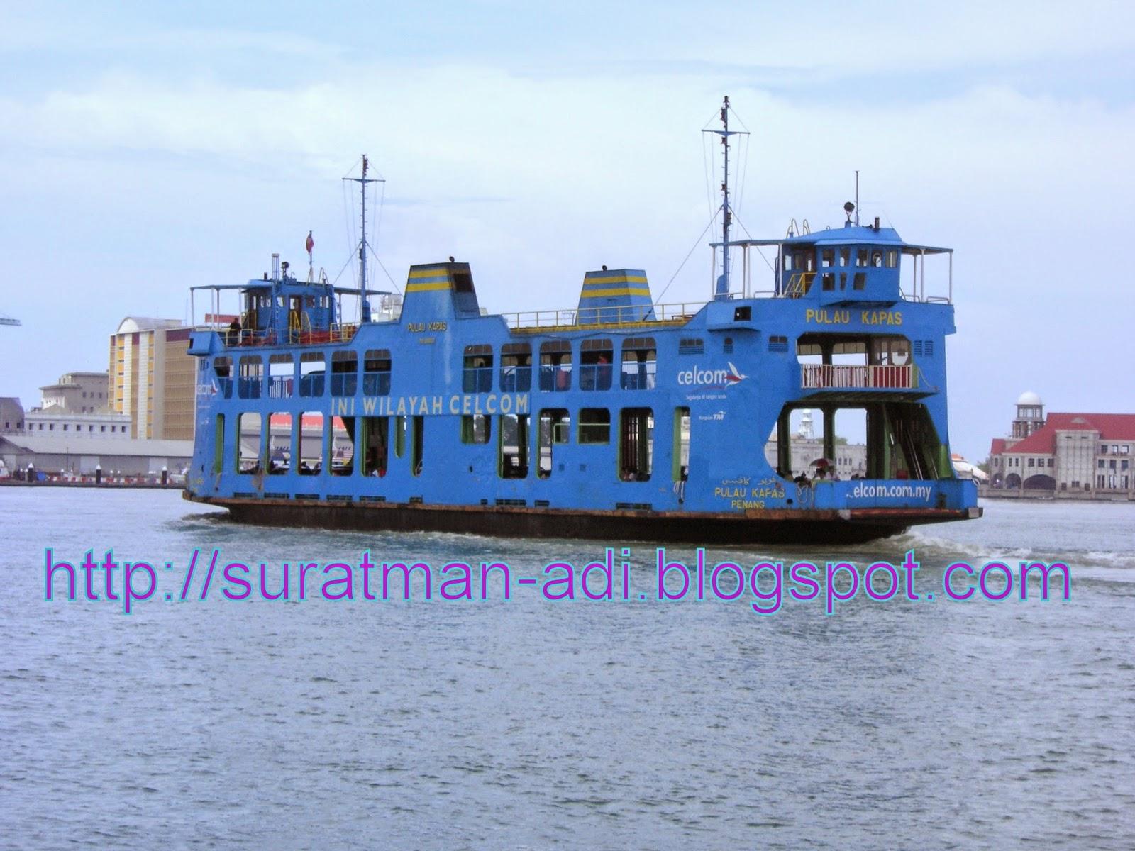ferry pulau penang