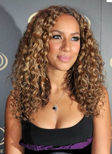 Long Hairstyles Curly Hair Perms