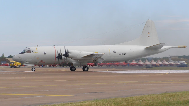 German P-3C Orion