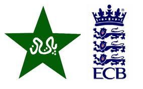 Pakistan vs England 2012 Schedule