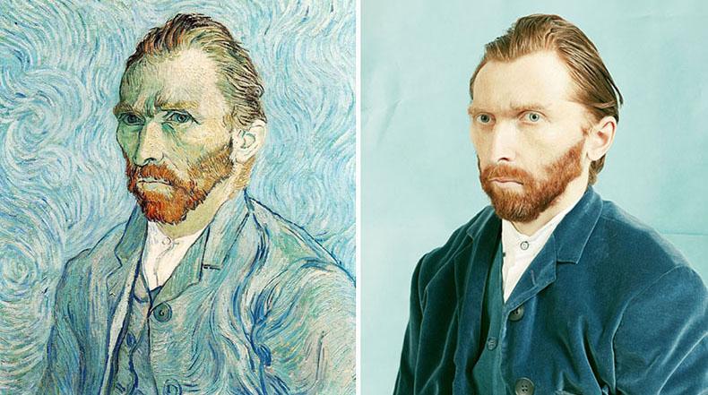 19 Creativos remakes de pinturas clásicas