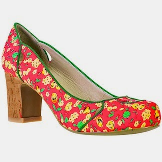 Sponsored Shoe of the Week: Ruby Shoo Sara