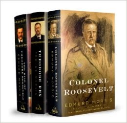 http://www.goodreads.com/book/show/8427894-theodore-roosevelt-trilogy