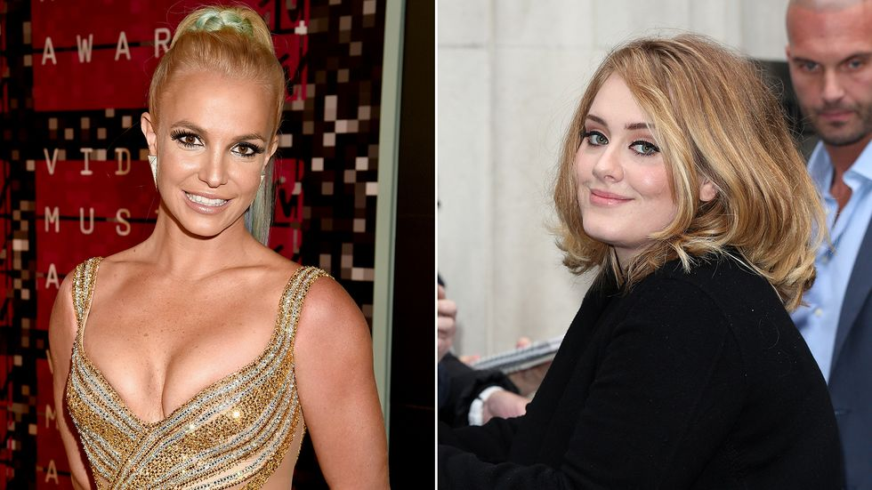 Chatter Busy: Britney Spears To Trade Concert Tickets With ... Britney Spears Tickets