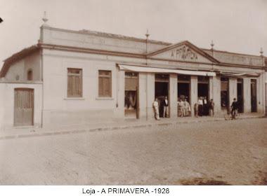 LOJA A PRIMAVERA DO SR CAMPOS EM 1928